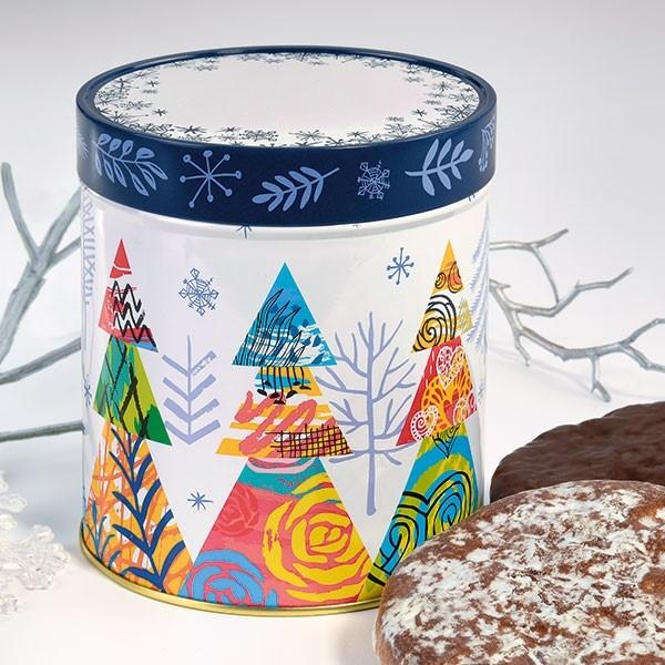 """Weihnachtsdose """"Baum"""""""