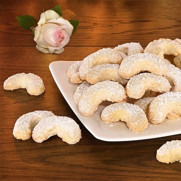 Vanille-Kipferl (10 Packungen pro Ktn.)