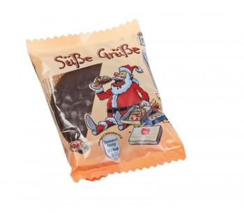 Süße Grüße, schokoliert (120 Stk. pro Ktn.)