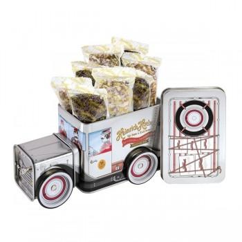 Lebkuchen-Express mit Spieluhr (6 Dosen pro Ktn.)